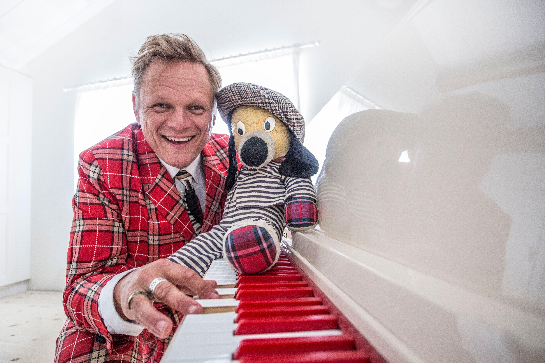 Sigurd Barret og Bjørnen Bjørn
