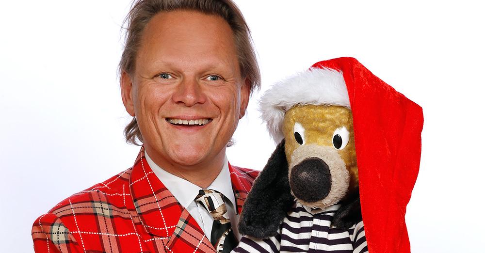 Syng julen ind sammen med Sigurd & Bjørnen Bjørn