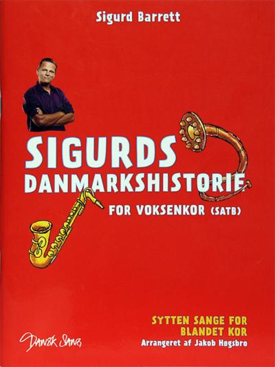 Korsats til Sigurds Danmarkshistorie