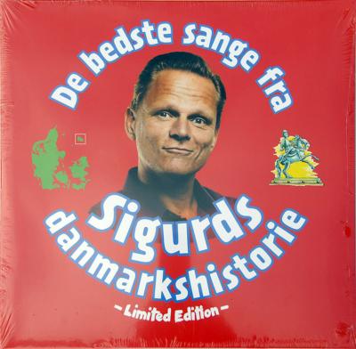 Sigurds Danmarkshistorie Dobbelt LP