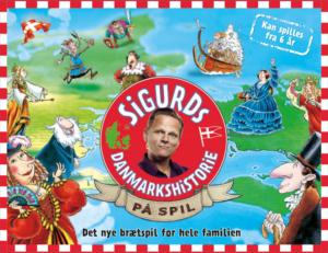 Sigurds Danmarkshistorie Spil