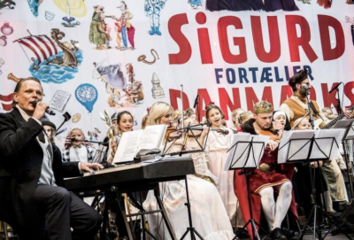 Sigurds Danmarkshistorie