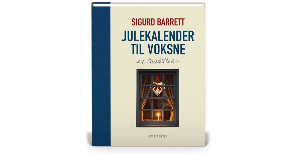 Sigurd Barretts julekalender for voksne