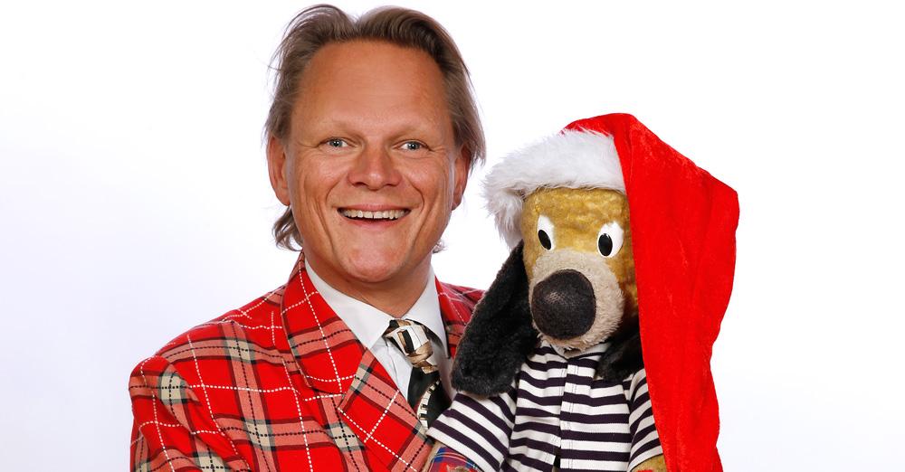Syng julen ind med Sigurd Barrett og Bjørnen Bjørn