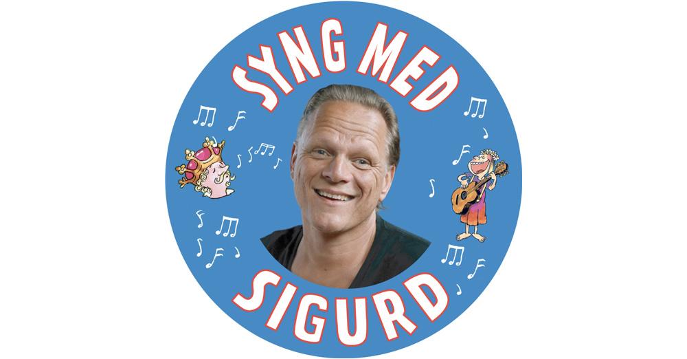 Syng med Sigurd Barrett